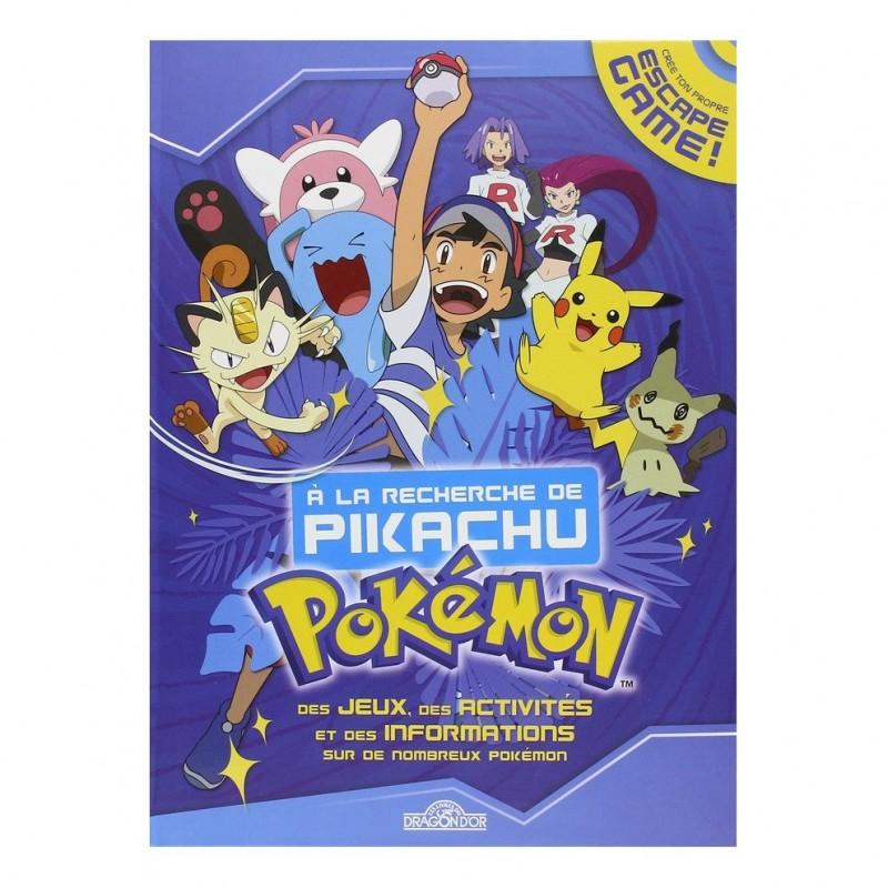 A la recherche de pikachu FR Paille