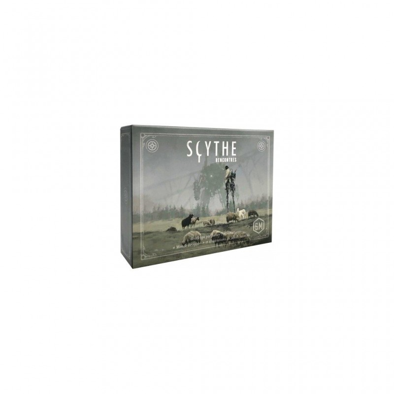 Scythe Extension : Rencontres FR - Stonemaier Games