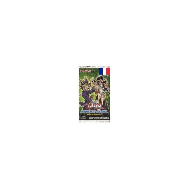 Yugioh Speed duel l'Arène des Âmes Perdues Booster FR Konami