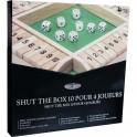Shut the box 10 pour 4 joueurs