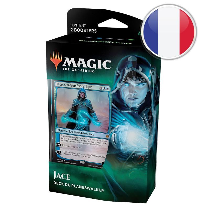 Magic La Guerre des Planeswalkers DECK Jace FR MTG The Gathering