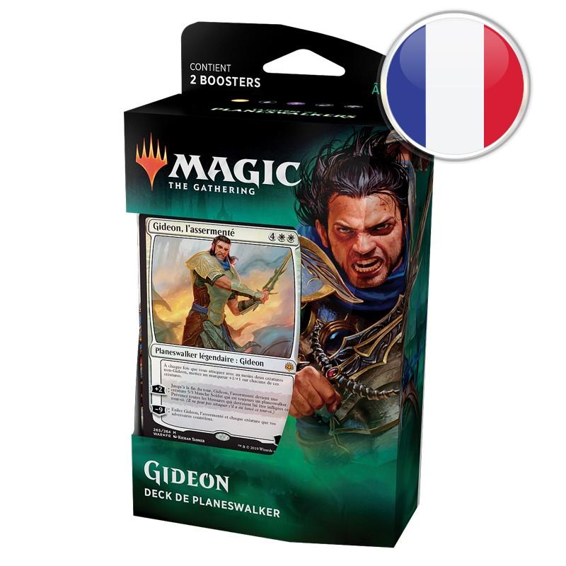 Magic La Guerre des Planeswalkers DECK Gideon FR MTG The Gathering