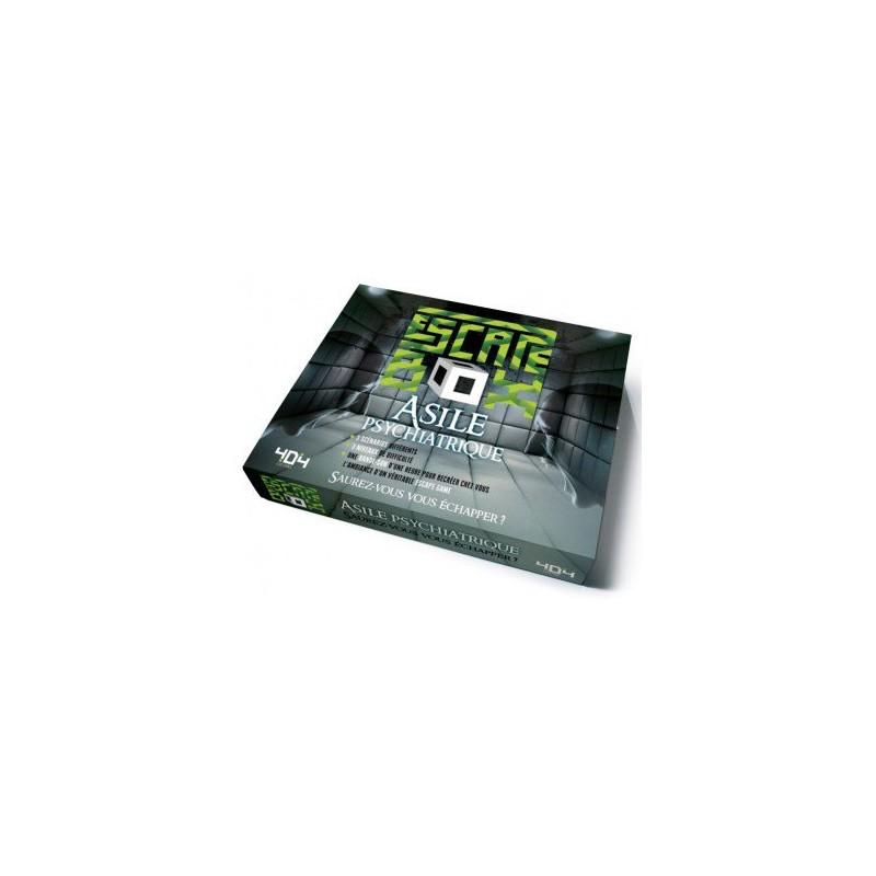 Escape Box - Asile Psychiatrique FR 4D4
