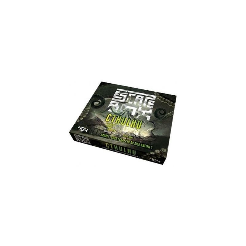Escape Box - Cthulu FR 4D4