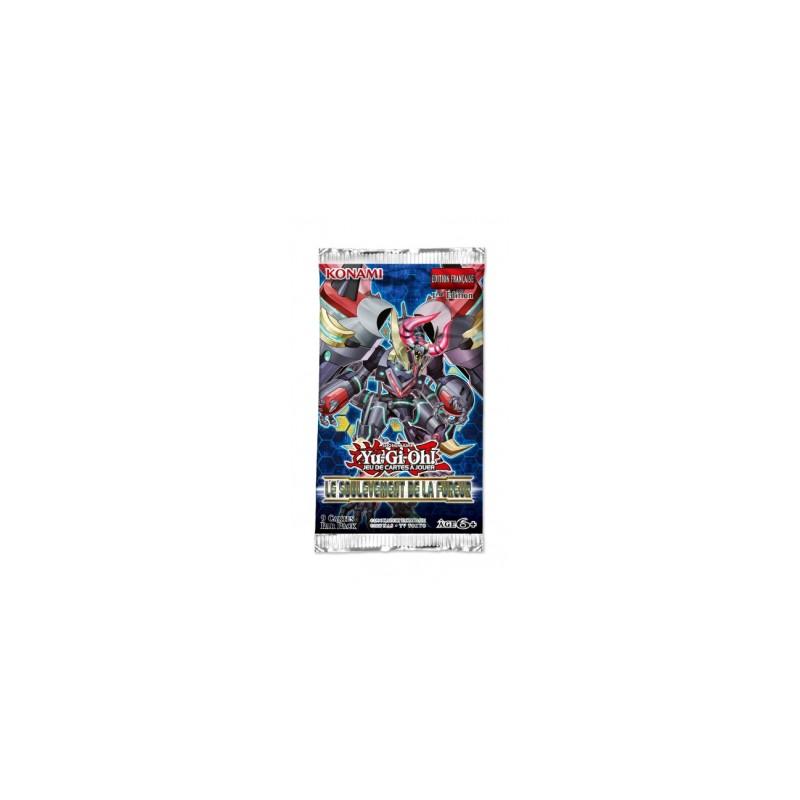 Yugioh Booster Le Soulevement de la Fureur FR Konami
