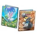Portfolio Pokemon Cahier range-cartes Soleil & Lune 10 fr Ultra pro
