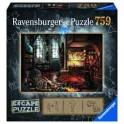 Escape Puzzle : Dans le Laboratoire Dragonologie FR Ravensburger