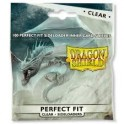 Dragon Shield Perfect Size Sideloaders Taille Magic x100
