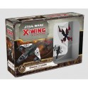 "X-wing Star Wars Extension ""Canons a Louer"" FR"