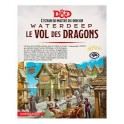 Dungeons & Dragons V5 : Ecran Waterdeep le vol des dragons FR