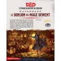 Dungeons & Dragons V5 : Ecran Waterdeep le Donjon du Mage dément FR