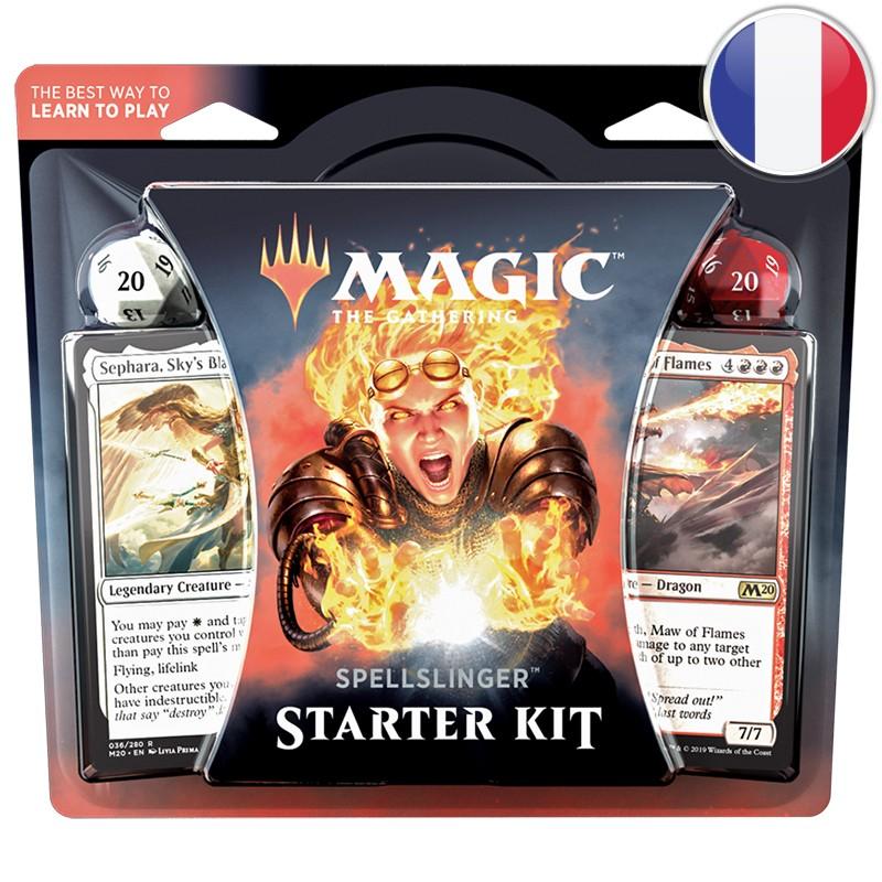 Magic 2020 Kit de demarrage Spellslinger FR