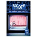 Escape Games 13 : le temple du pixel FR Mango editions