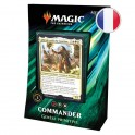 "Magic Commander 2019 ""Genese Primitive"" Rouge/Vert/Blanc FR Wizards"