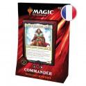 "Magic Commander 2019 ""intellect Mystique"" Bleu/rouge/blanc FR Wizards"