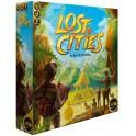 "Lost Cities ""les cites perdues"" Le jeu de plateau Fr iello"