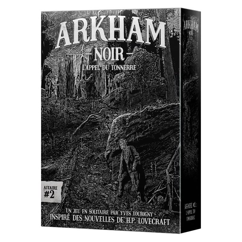 Arkham Noir : Affaire 2 FR Edge
