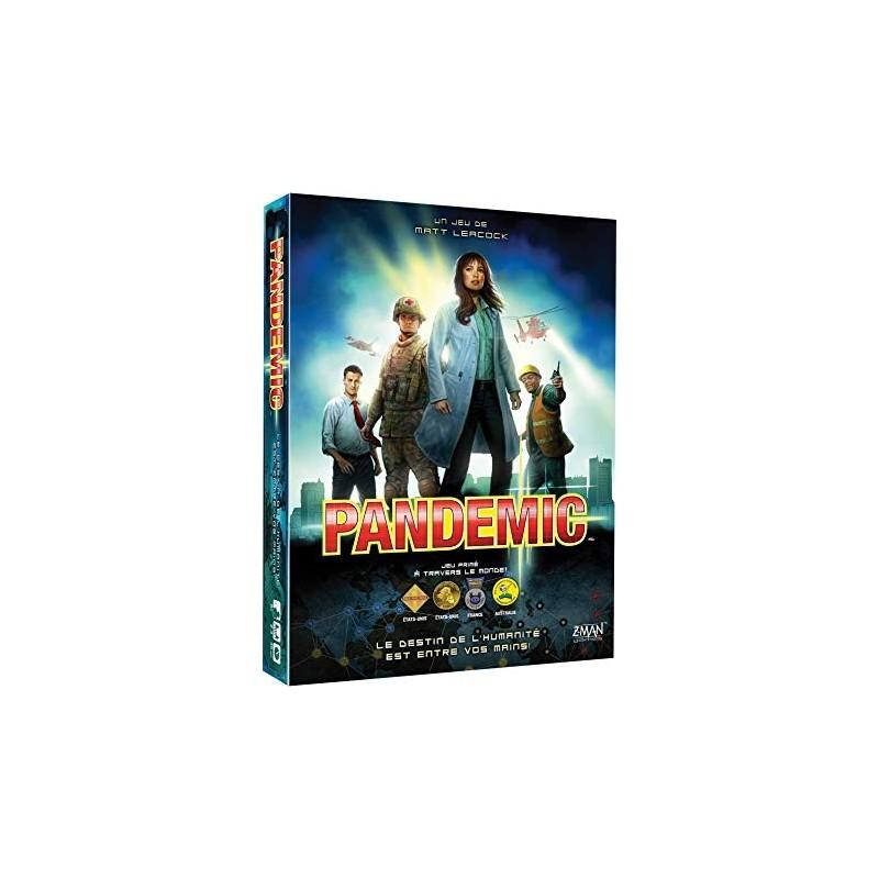 Pandemic FR Z-man Games