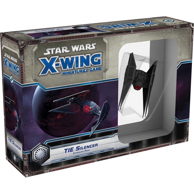 "X-wing Star Wars ""TIE Silencer"" FR EDGE FFG"
