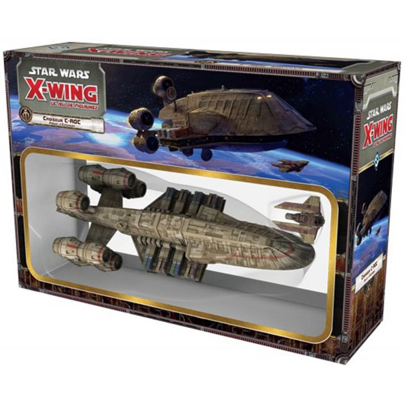 "X-wing Star Wars ""Croiseur C-ROC"" FR EDGE FFG"