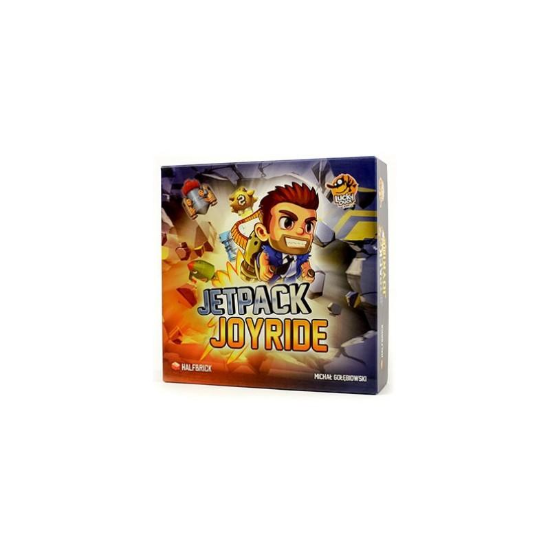 Jet Pack Joyride FR  Jeu Lucky Duck Games