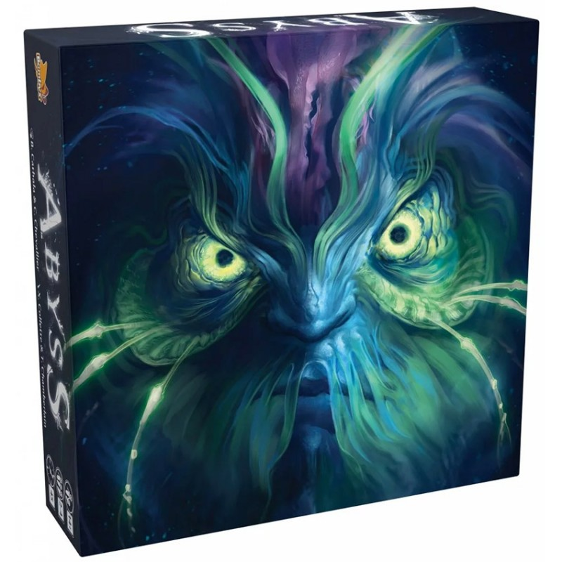 Abyss Edition Anniversaire FR Bombyx