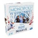 Monopoly La reine de Neige 2 FR Hasbro