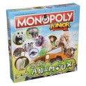 Monopoly Junior Bébés Animaux FR Hasbro Gaming