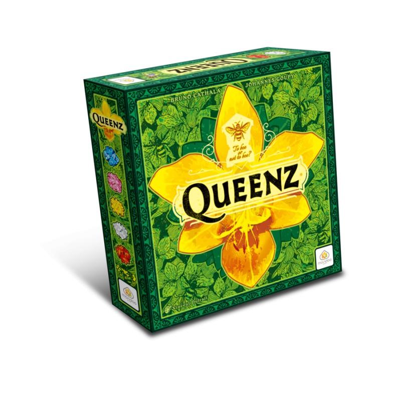 Queenz FR Mandoo Games