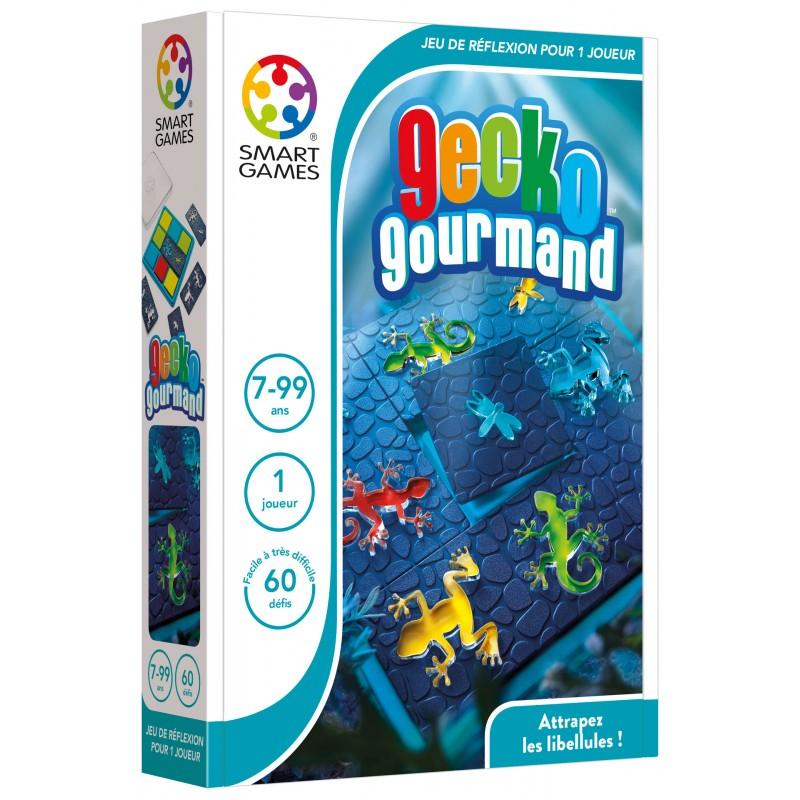 Gecko Gourmand FR Smart Games