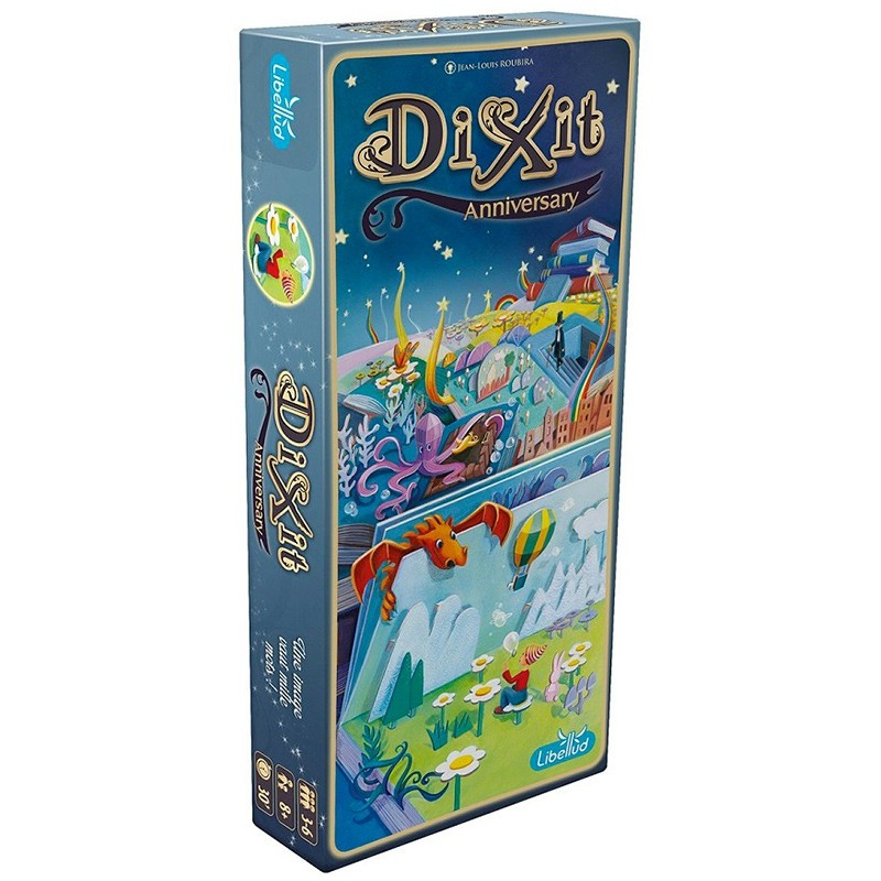 Dixit Extension : n° 9 10th Anniversary FR