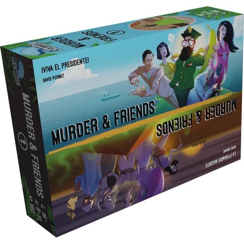 Murder Et Friends FR Olibrius
