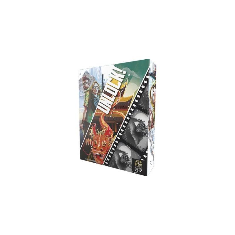 Unlock ! N°7 Epic Adventures FR Space Cowboy