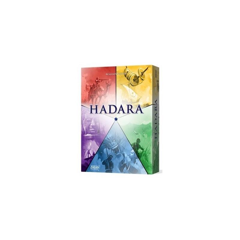 Hadara FR Z-Man Games