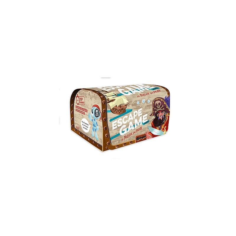 Escape Box Junior - Le Trésor du Pirate FR Fleurus