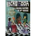 Escape Book Jr La Maison fantome de Mme Hideuse FR Dragon D'Or