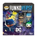 FunkoVerse Dc Comics Base Set FR Intrafin Funko Games