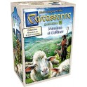 Carcassonne Extension n°9 Moutons et Collines FR z man games