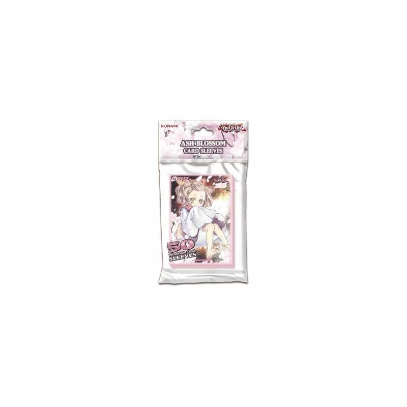 Yugioh Sleeves Ash Blossom Fr Konami