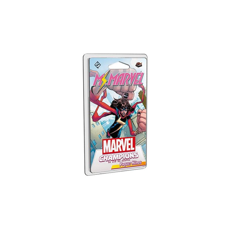 Marvel Champions Extension : Ms. Marvel FR FFG