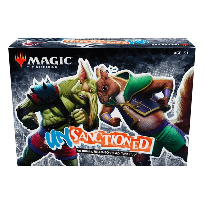 Magic Unsanctioned Deck VO MAGIC THE GATHERING