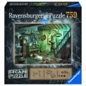 Escape Puzzle : Dans La Cave De L'Effroi FR Ravensburger
