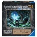 Escape Puzzle : La Meute De Loups FR Ravensburger