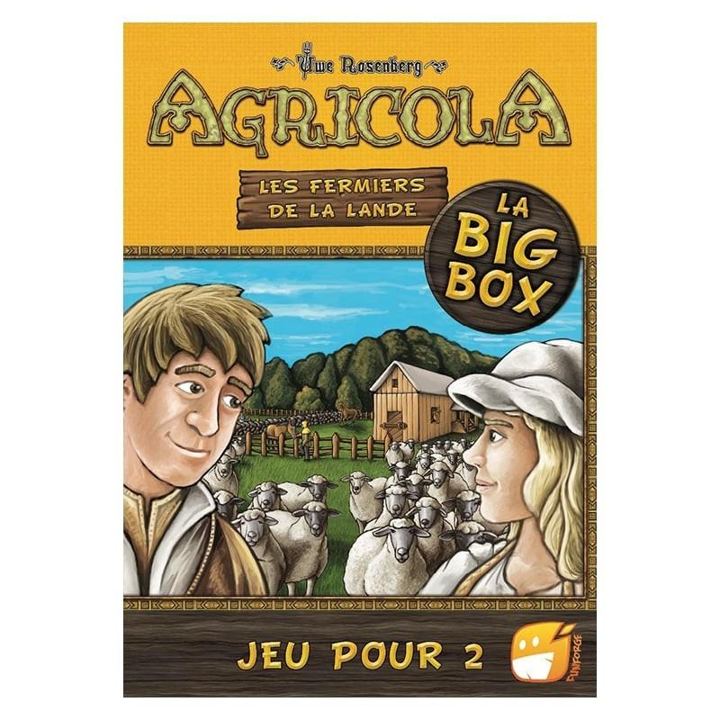 Agricola 2 Joueurs Big Box FR funforge