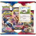 Pokemon Epee et Bouclier Pack de 3 Boosters FR The pokemon compagny