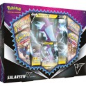 Pokemon Epee et Bouclier Coffret Salarsen V FR The pokemon compagny