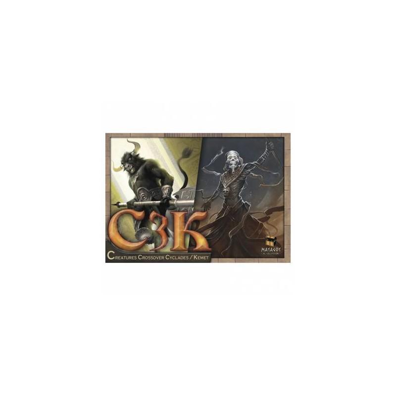 Cyclades/Kemet Creatures Crossover FR Matagot