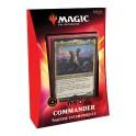 "Magic Commander 2020 ""Sagesse Intemporelle"" Bleu/Rouge/Blanc FR MTG The gathering"