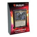 "Magic Commander 2020 ""Nuée Symbiotique"" Blanc/Noir/Vert FR MTG The gathering"