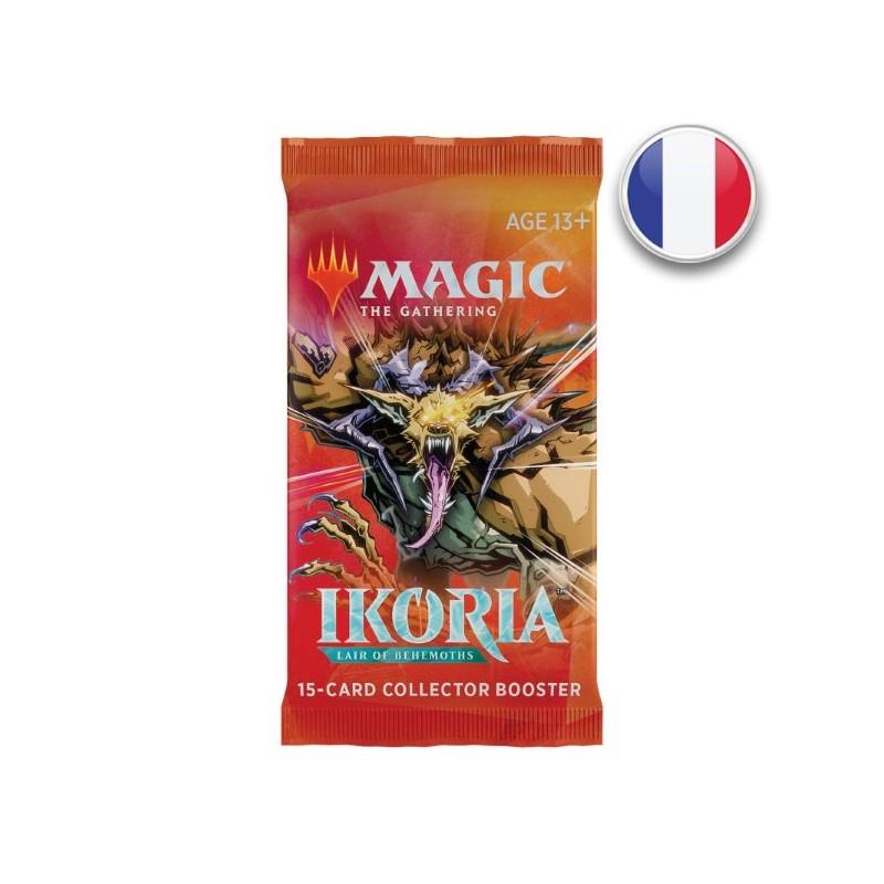 Magic Booster Collector Ikoria La Terre des Béhémoths FR MTG The gathering